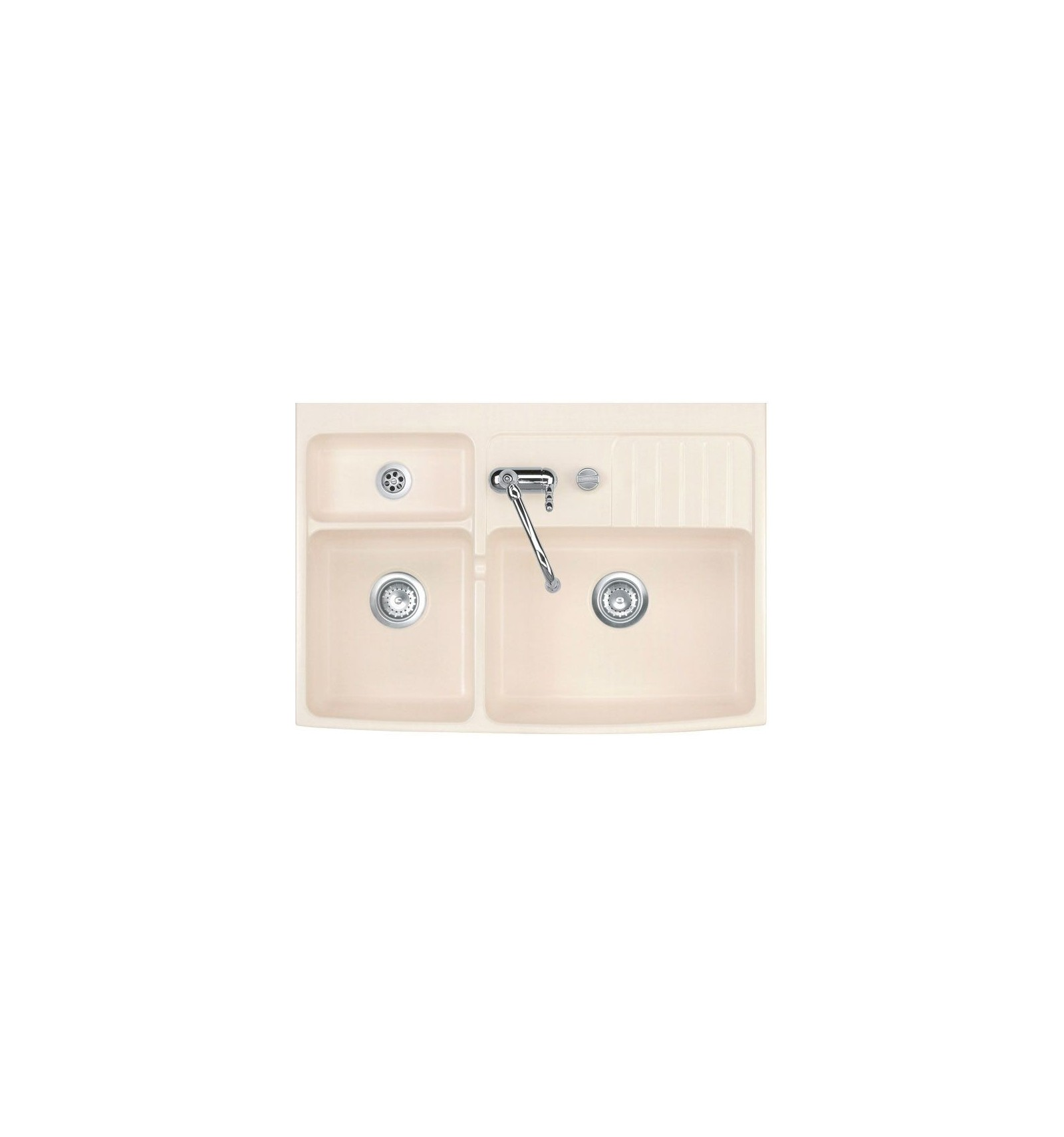 kitchen sink picture systemceram keradomo centra 90 ceramic kitchen sink 2820