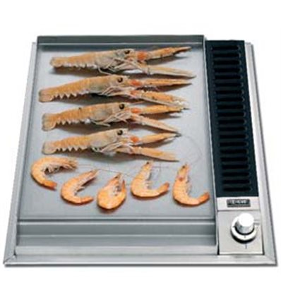 ILVE PROFESSIONAL FRY-TOP HP45F