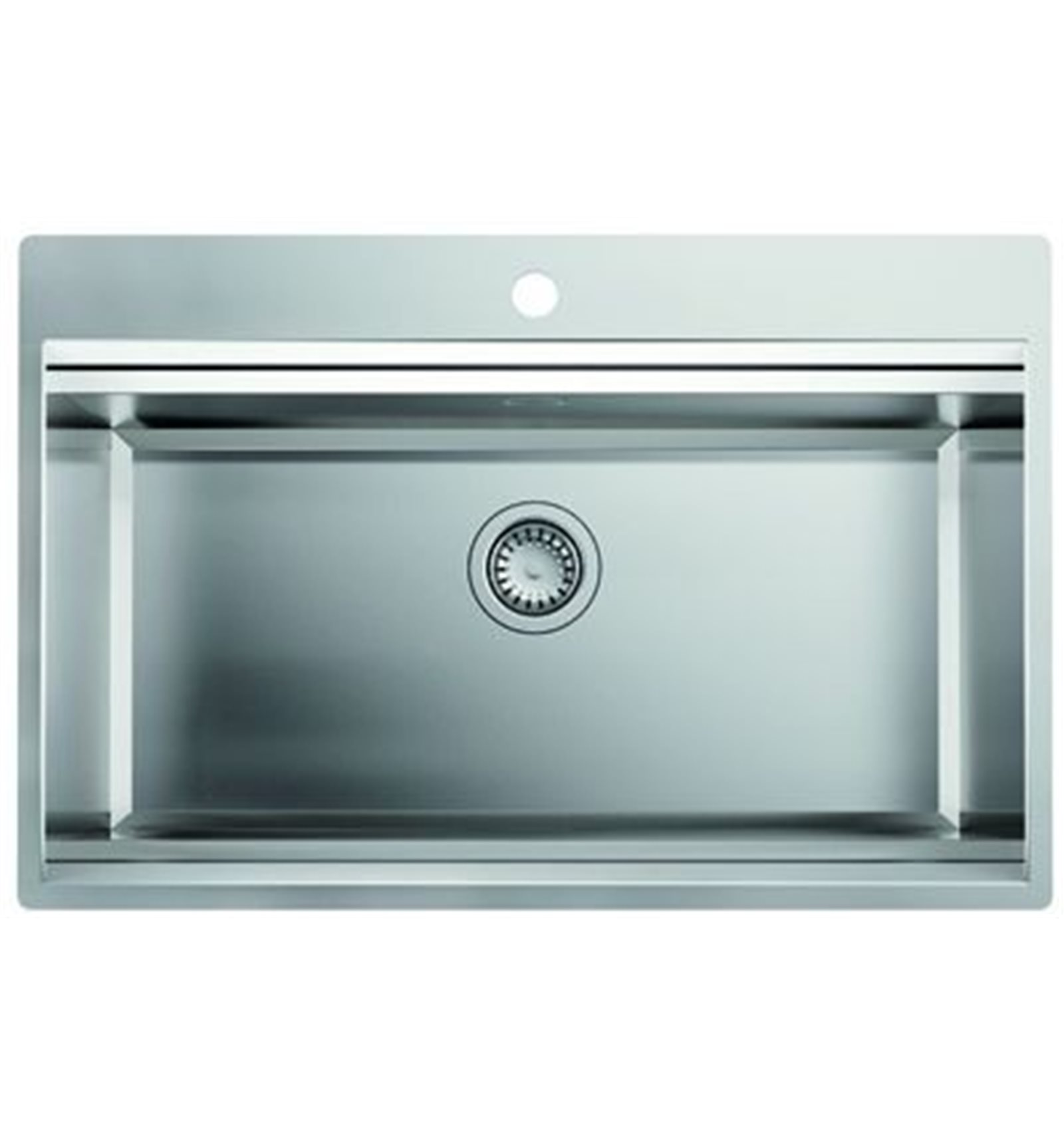 ARTINOX LAYER BRP 74 Stainless Steel Kitchen sink