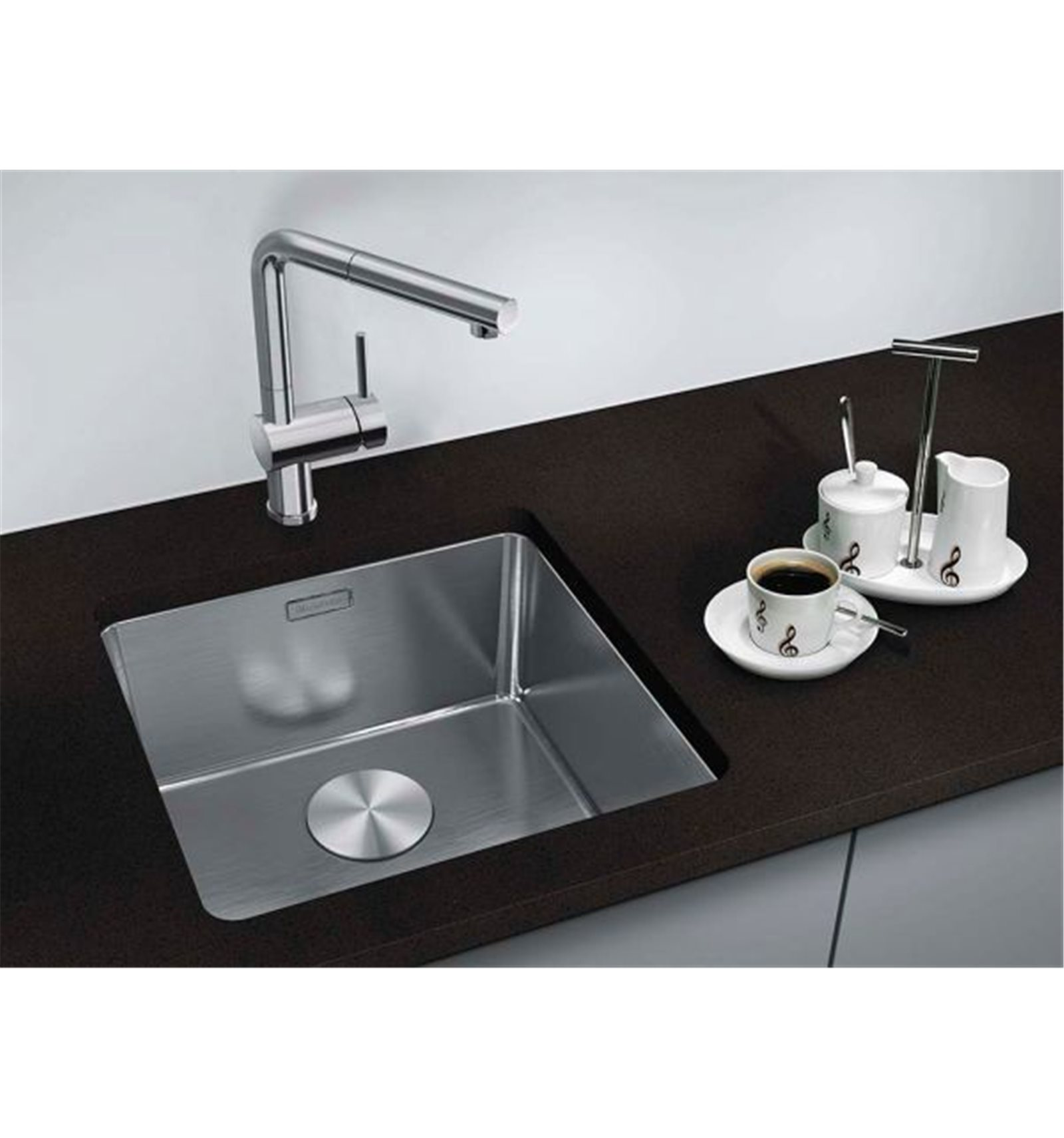 Blanco Andano 400 U St Steel Kitchen Sink