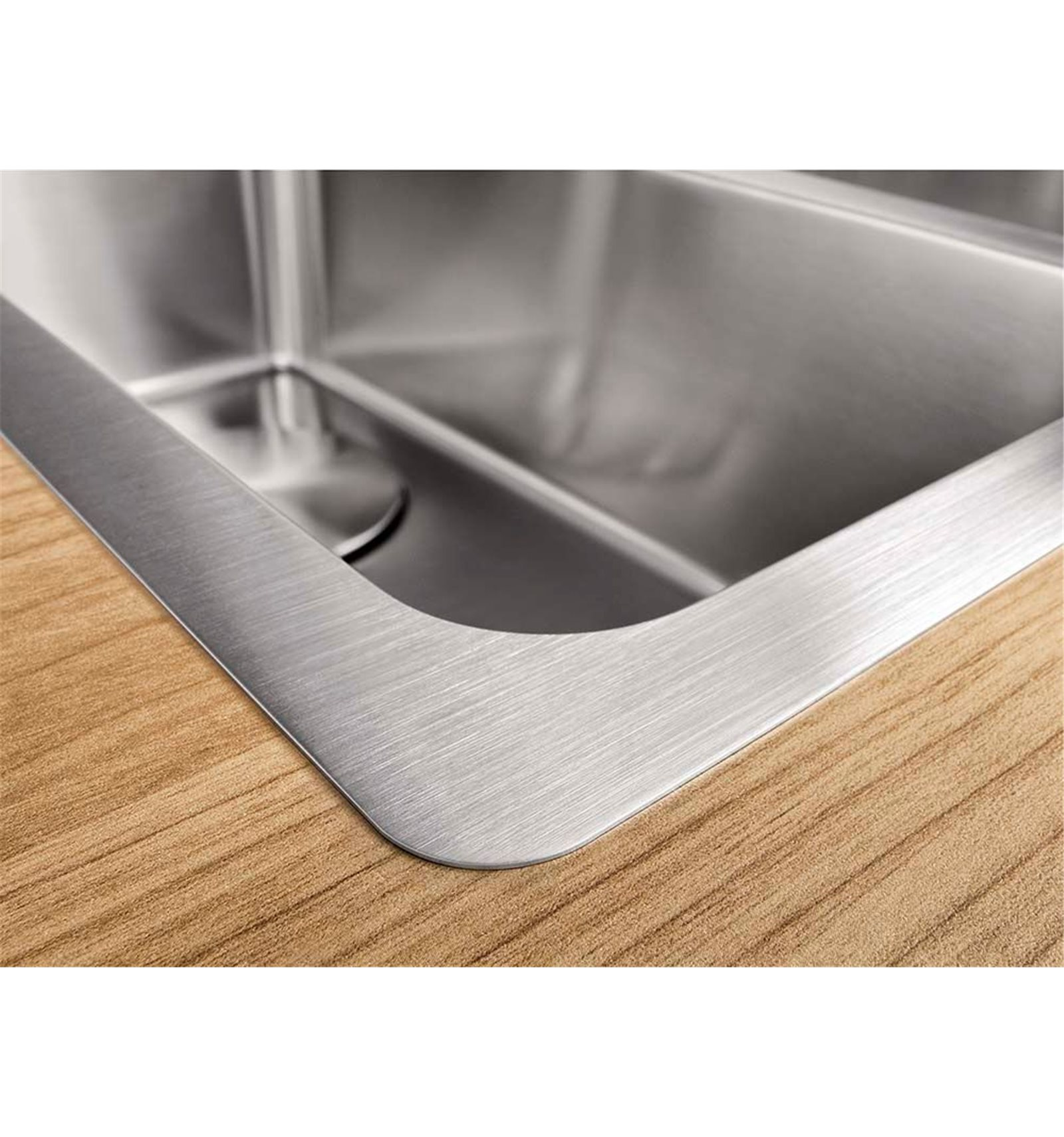 Opdateret BLANCO ANDANO 500-U Undermount Kitchen sink JH48