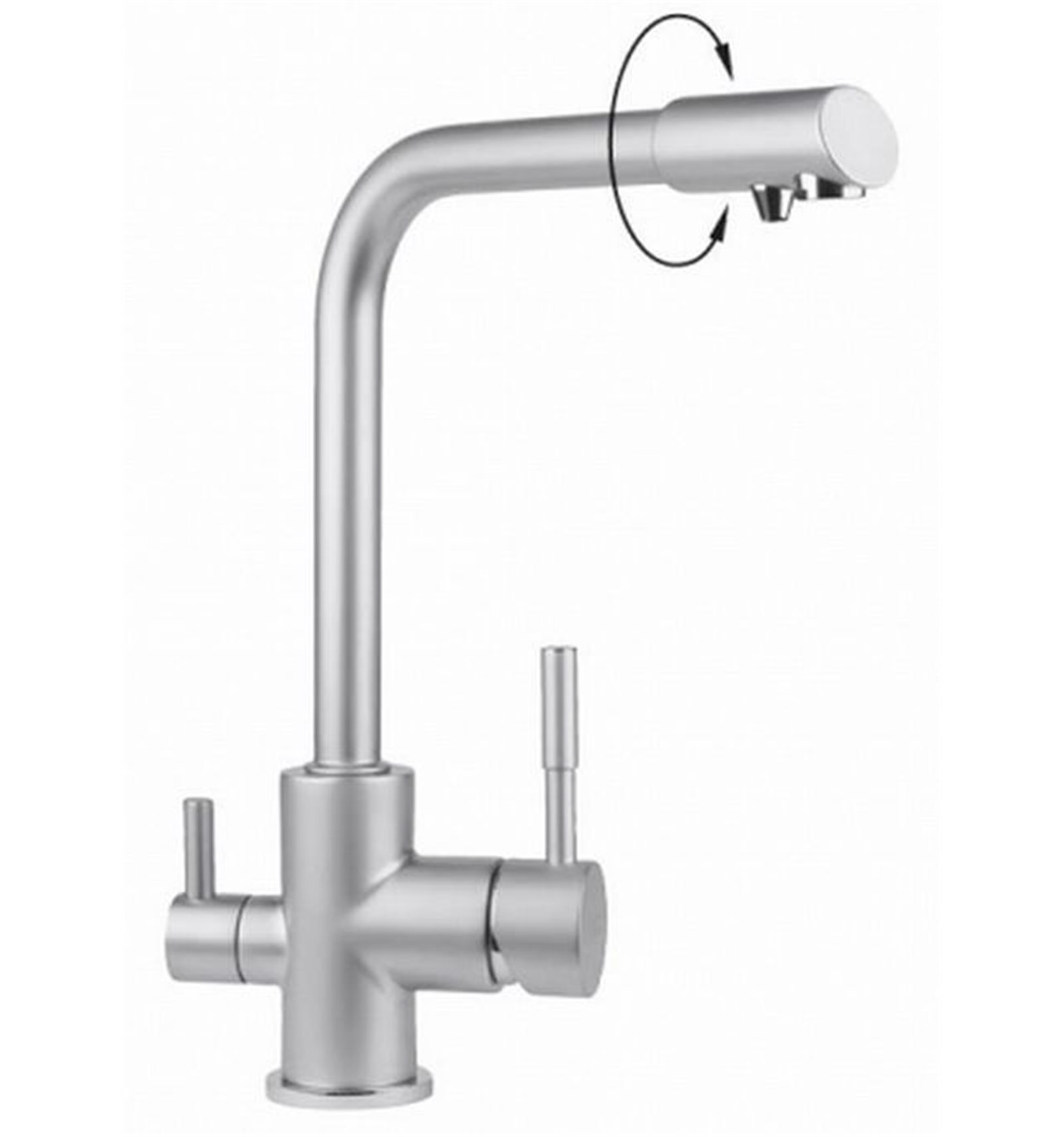triflow dolce faucet filter faucets icon water lti tap way brita