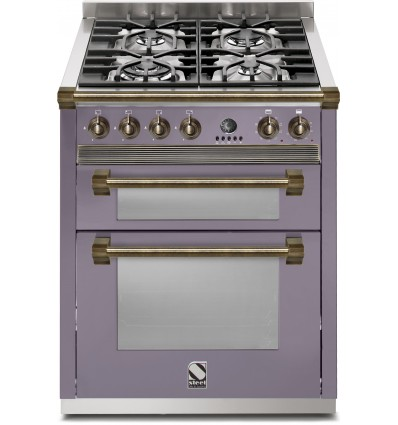 STEEL ASCOT A7FF-4 Double oven Cookers