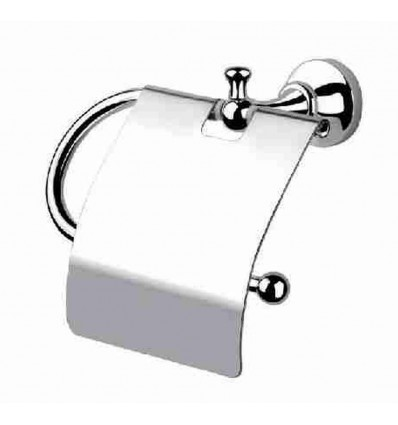 BUGNATESE TRADITION 24824 Toilet roll holder with paddle