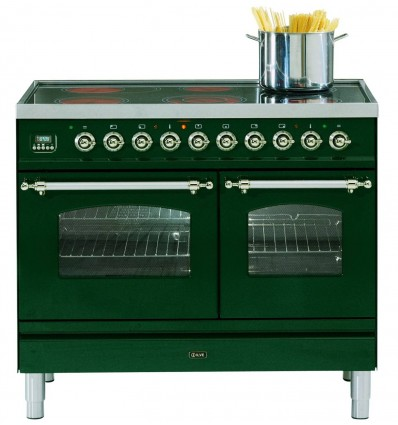 ILVE PD10N Professional Plus Cooking block with two oven, Nostalgie