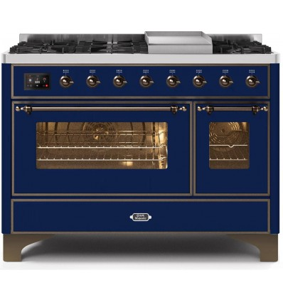 ILVE M12 MAJESTIC Cooking block With two oven, Majestic