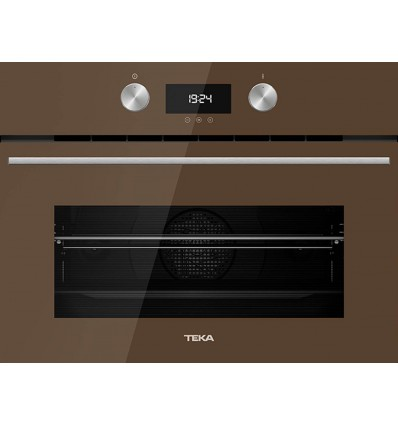 TEKA HLC 8400 URBAN brown glass Built-in Compact oven