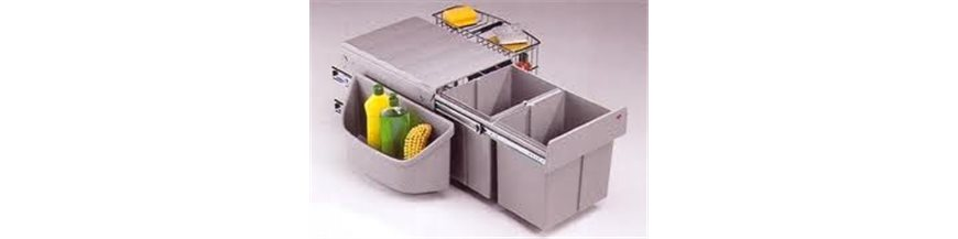 Containers food waste