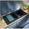 Composite sinks